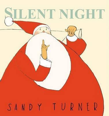 Silent Night HB by Sandy Turner