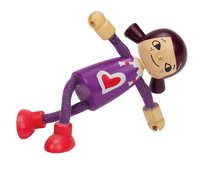 Hape: Daughter Wooden Doll image