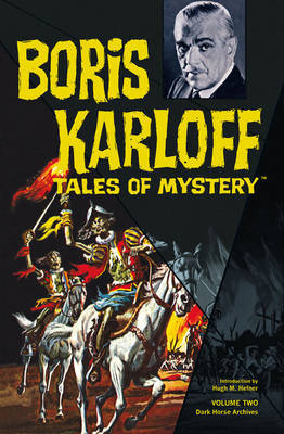 Boris Karloff Tales of Mystery Archives: v. 2 by Dick Wood image