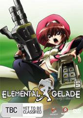 Elemental Gelade - Vol. 5 on DVD