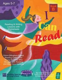 I Can Fly - Reading Program - B, with Free Online Games by Cheryl Orlassino