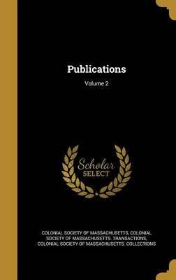 Publications; Volume 2 image