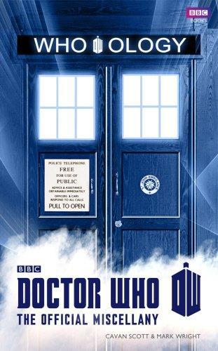 Doctor Who: Who-ology by Cavan Scott