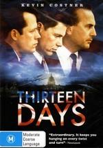Thirteen Days on DVD