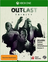 Outlast Trinity for Xbox One
