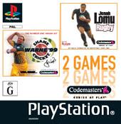 Jonah Lomu Rugby / Shane Warne Cricket for