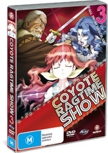 Coyote Ragtime Show V3 - Fall from Graceland on DVD