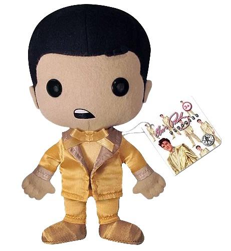 """Elvis - Gold Suit 7"""" Plush"""