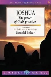 Joshua by Donald Baker