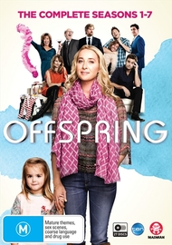Offspring - Season 1-7 Box Set on DVD