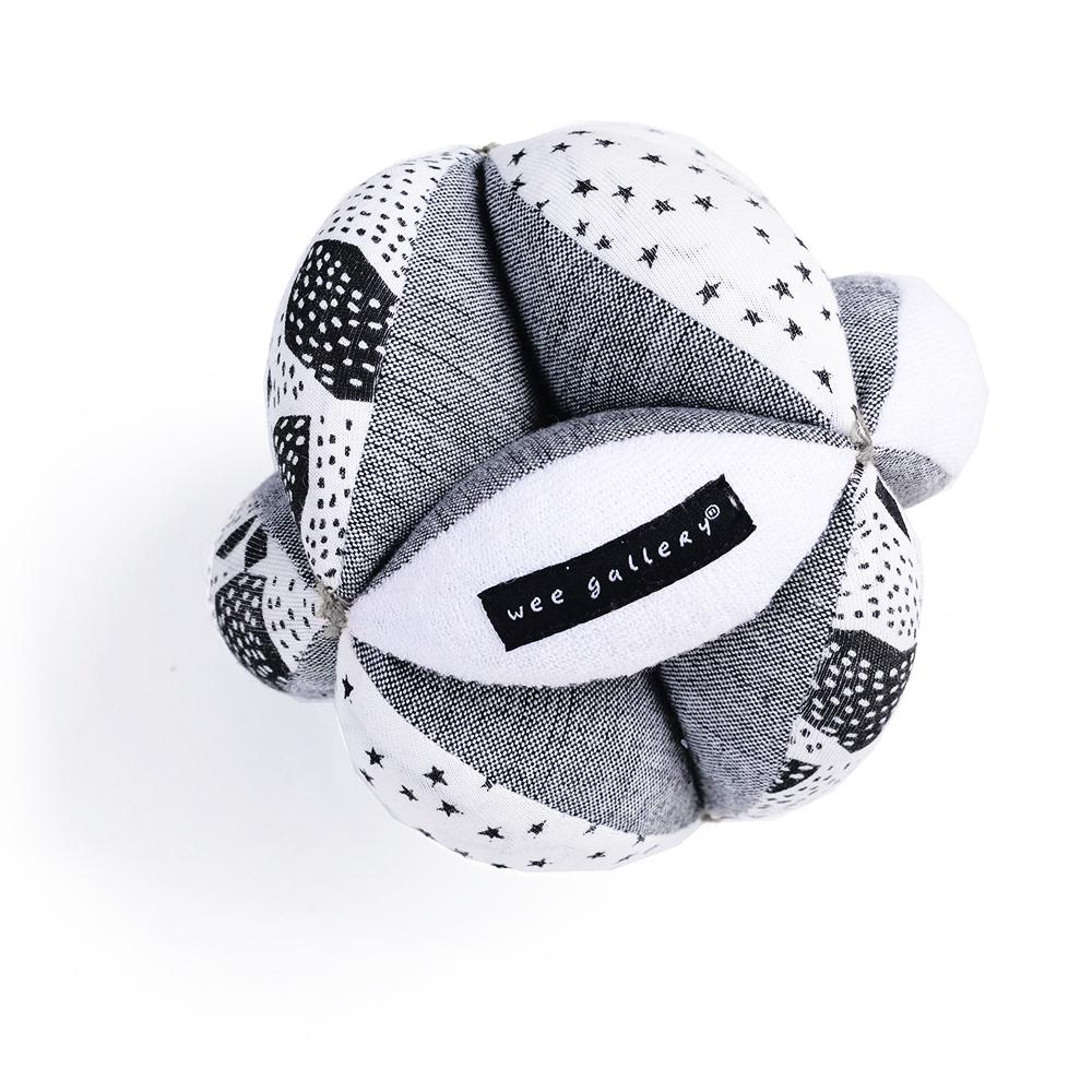 Wee Gallery: Organic Sensory Puzzle Ball image