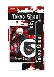 Tokyo Ghoul - Lanyard & Keyring Set