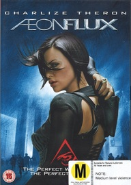 Aeon Flux: The Movie on DVD