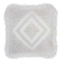 Bambury Timma Cushion Cover (Ivory)