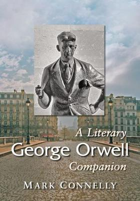George Orwell by Mark Connelly image