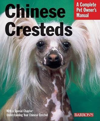 Chinese Cresteds by Anna Morton