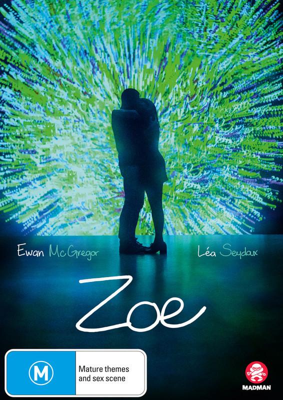 Zoe on DVD