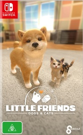 Little Friends: Dogs and Cats for Switch