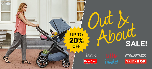 Out & About Baby Deals