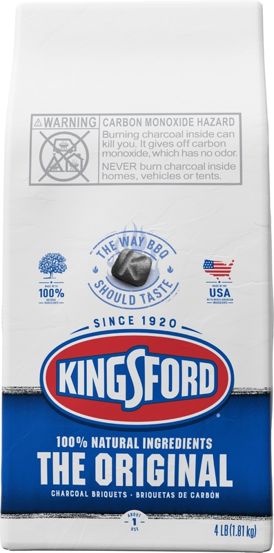 Kingsford *The Original* Charcoal Briquettes (1.81KG)