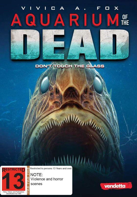 Aquarium of the Dead on DVD
