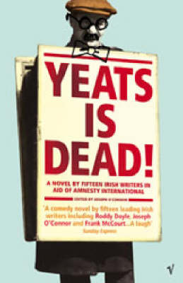 Yeats is Dead! by Roddy Doyle image