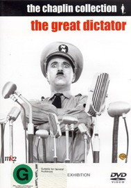 Charlie Chaplin - Great Dictator (2 Disc Set) on DVD image