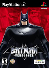 Batman: Vengeance for PS2