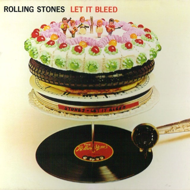 Let It Bleed by The Rolling Stones image