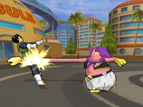 Dragon Ball Z: Budokai 2 for PlayStation 2 image