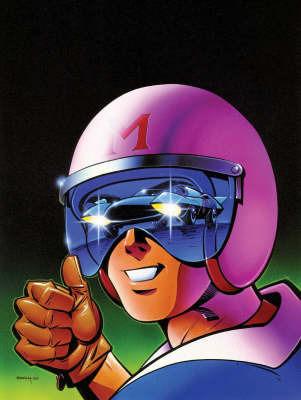 Speed Racer: v. 1 by Len Strazewski