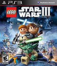 Lego Star Wars III: The Clone Wars for PS3 image