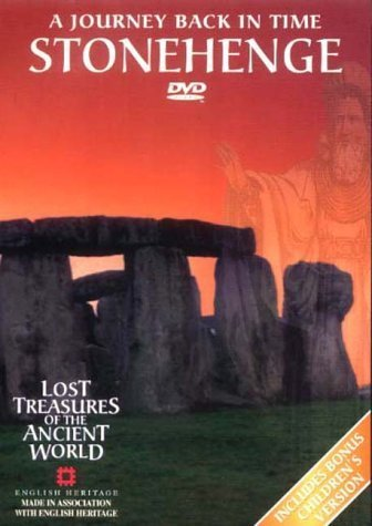 Stonehenge: A Journey Back in Time on DVD image