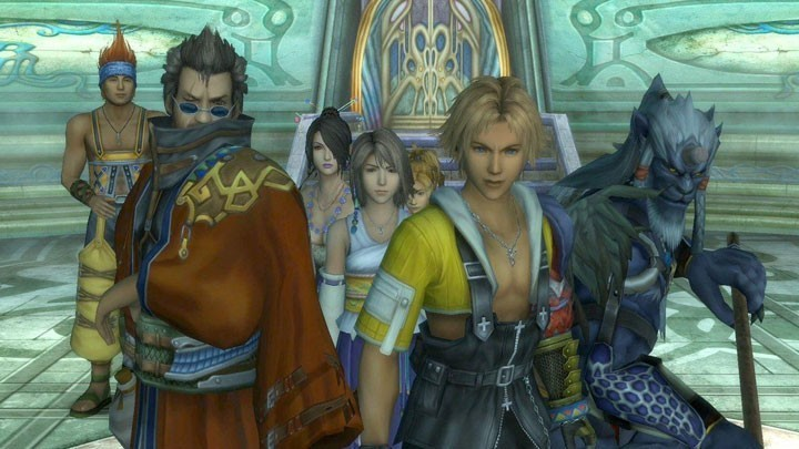 Final Fantasy X / X-2 HD Remaster for PS4 image