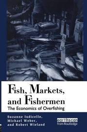 Fish, Markets and Fishermen by Suzanne Iudicello image