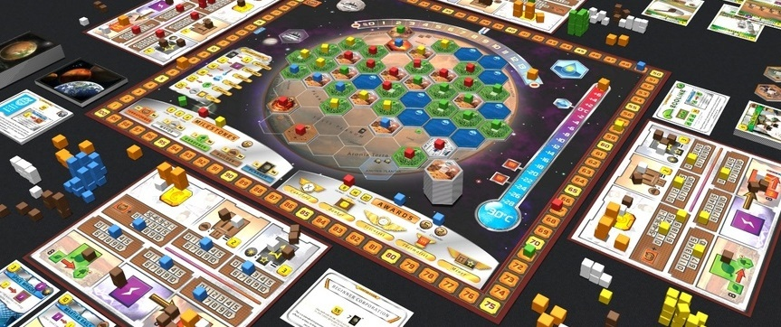 terraforming mars  Terraforming Mars | Toy | at Mighty Ape NZ