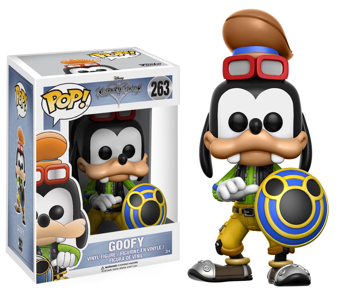 Kingdom Hearts - Goofy Pop! Vinyl Figure image