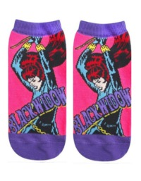Marvel: Black Widow Socks