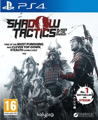 Shadow Tactics: Blades of the Shogun for PS4