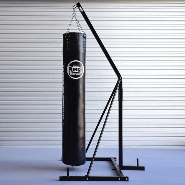 Punch: Trophy Getter - Boxing Bag 180cm (Black)