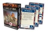 Flames of War: Desert Rats - Command Cards