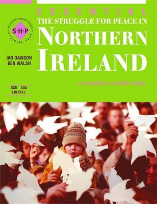 The Struggle for Peace in Northern Ireland by Ian Dawson image