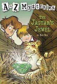 The Jaguar's Jewel by Ron Roy image