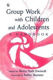 Group Work with Children and Adolescents image