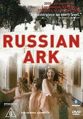 Russian Ark on DVD