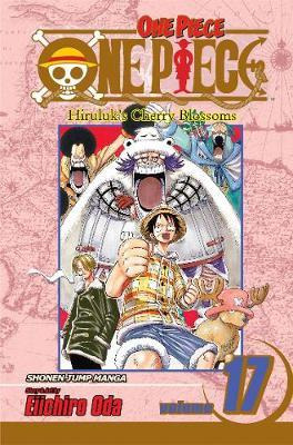 One Piece, Vol. 17 by Eiichiro Oda