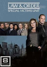 Law & Order - Special Victims Unit: Season 8 (5 Disc Set) on DVD