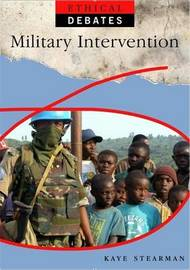 Ethical Debates: Military Intervention by Kaye Stearman image