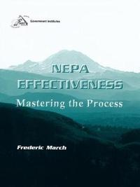 NEPA Effectiveness by Frederic March