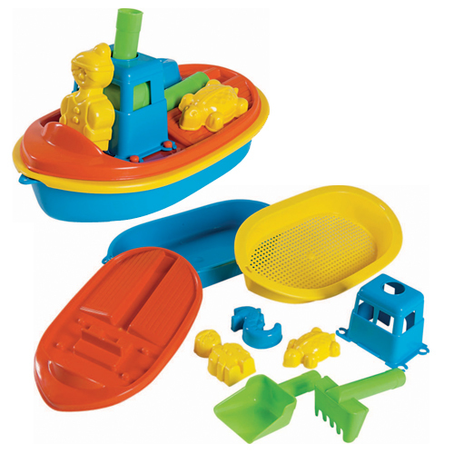 Androni: Beach Boat - Playset